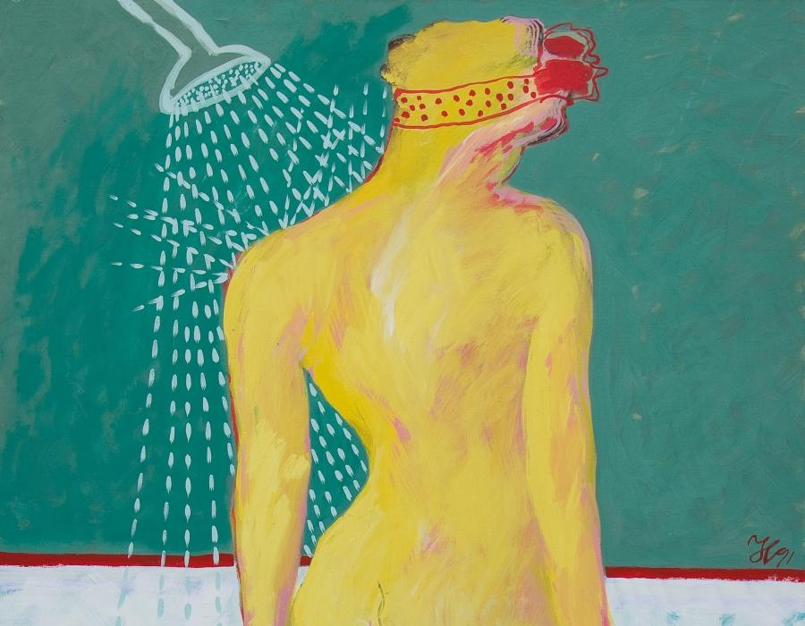 Duschende